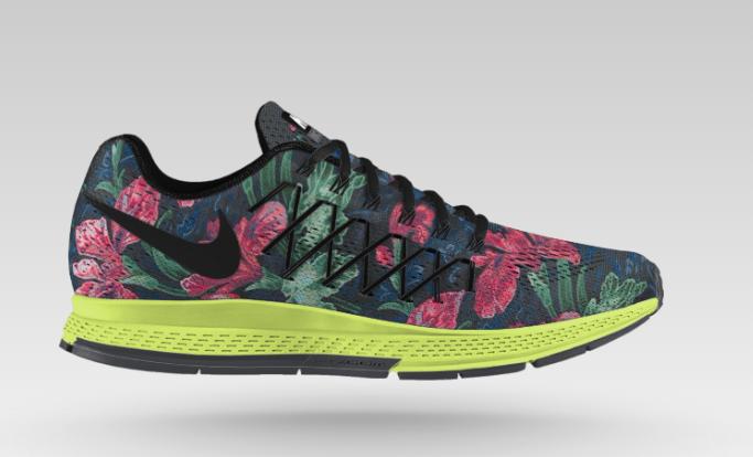 Nike Air Zoom Pegasus 32 Id Kvinners Løpesko 8p6KwcP0b