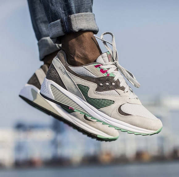 Saucony Gears up to Revive the Grid 8000 CL
