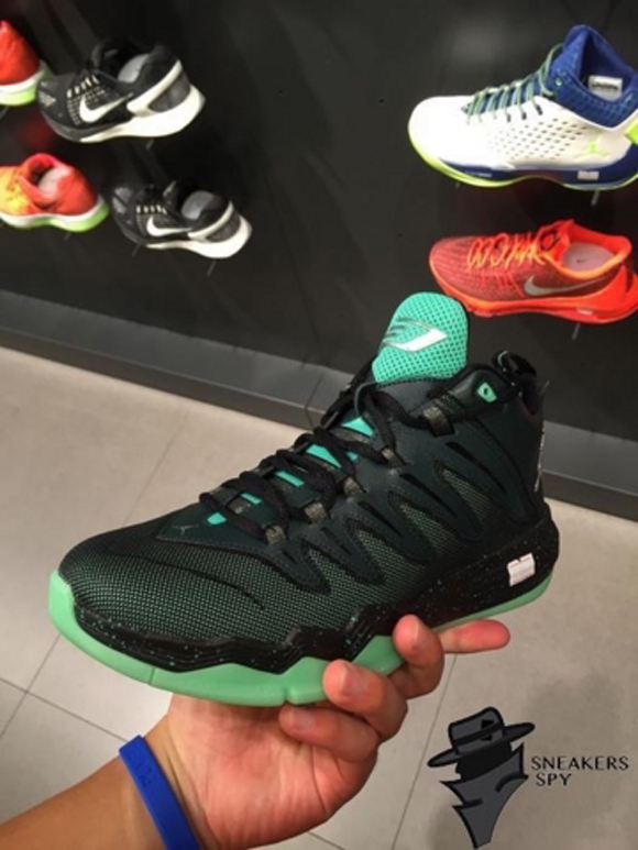 cheap for discount 9d16b 27afe ... basketball The Jordan CP3.IX will have forefoot articulated Zoom Air  cushion 1 .