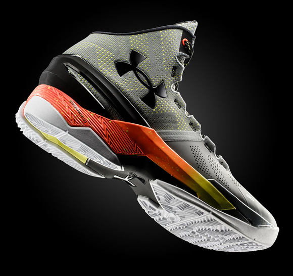 Under Armour Curry Two Officially Unveiled + Release Info 1