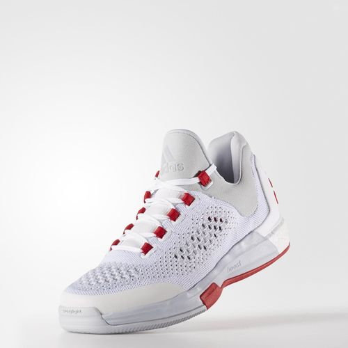 on sale fd18a eba75 ... adidas crazylight boost white ...