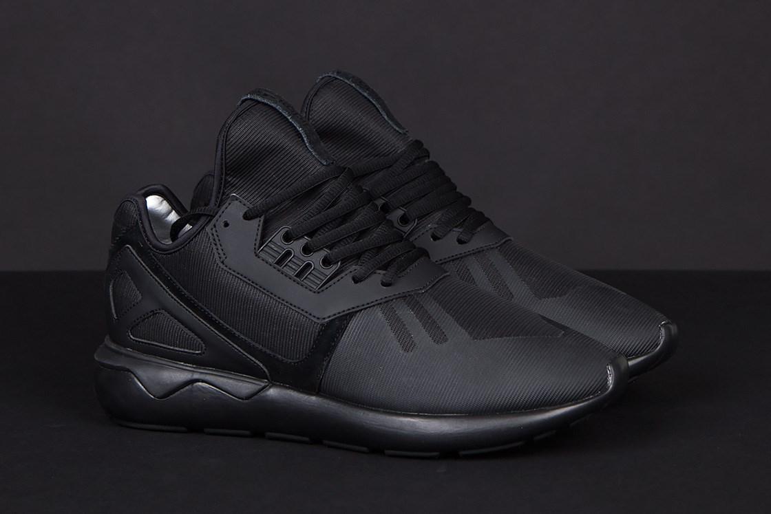 ADIDAS Originals Tubular Runner Toddler Shoes sz 5 K Black White 5