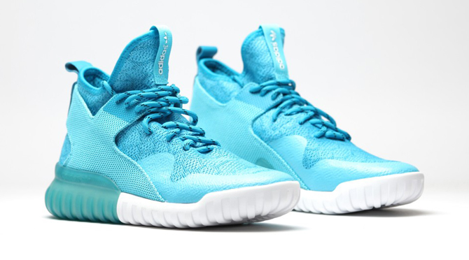 Adidas Tubular All Blue
