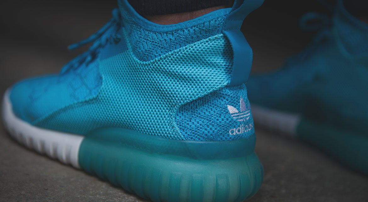Adidas Tubular X Primeknit Shadow Green Unboxing Review
