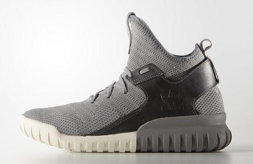 Adidas Tubular Primeknit Grey