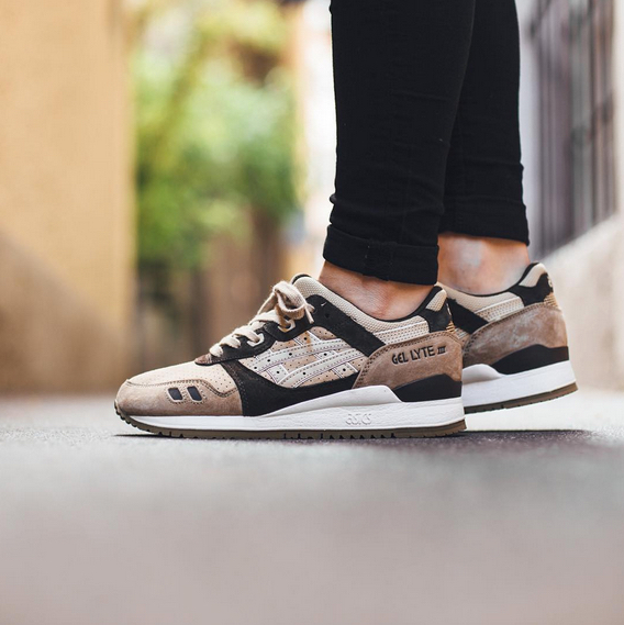 ... asics gel-lyte III scratch and sniff pack 3 ...