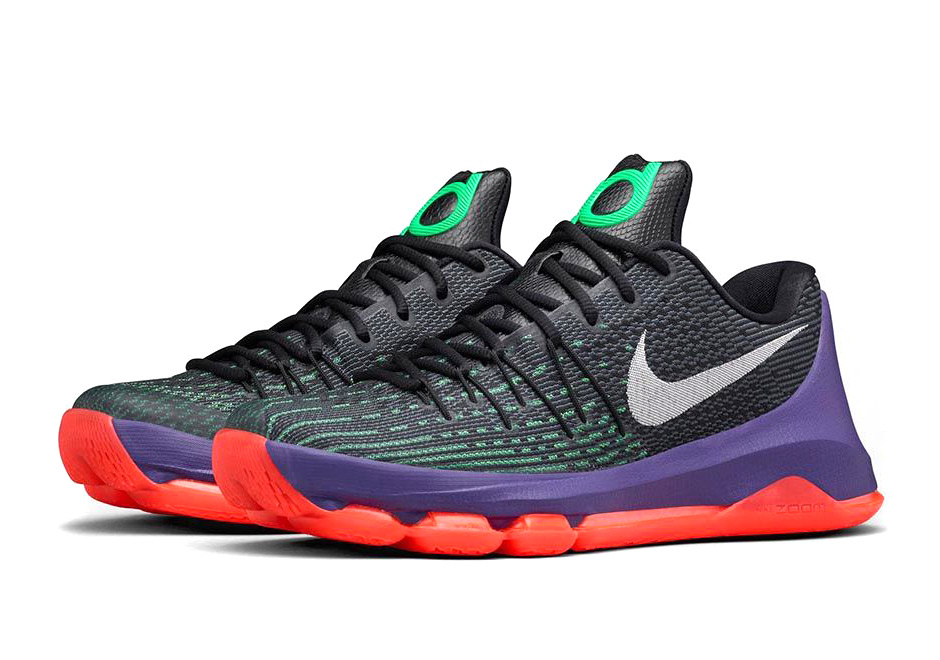womens nike kd 8 red pink