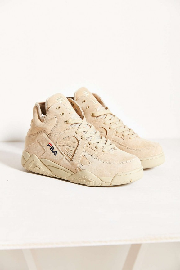 Urban Outfitters X Fila Cage Cream Makes The Fellas