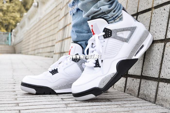 Nike Air Jordan 4 2016