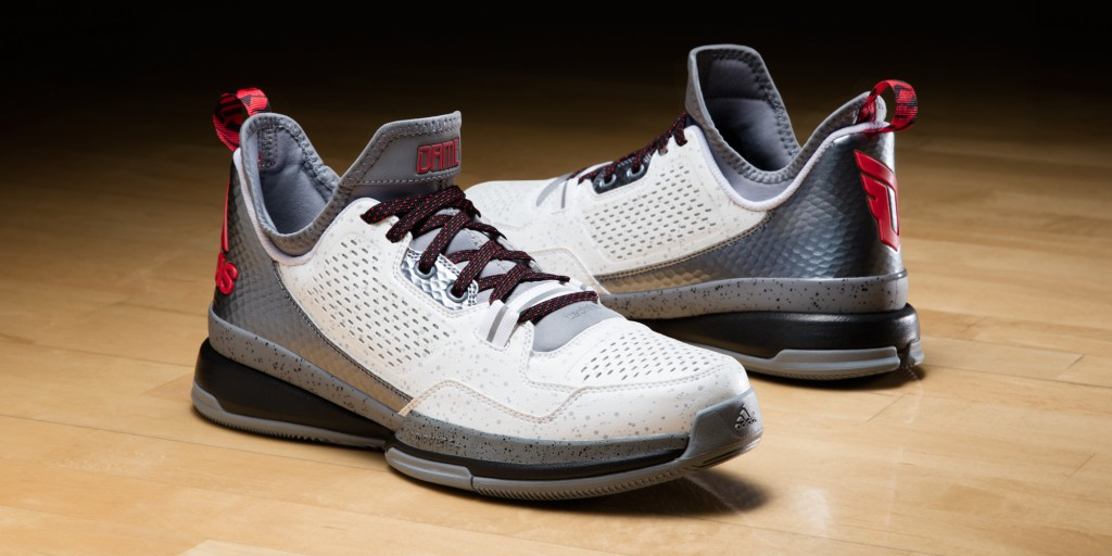 Damian Lillard Gears up for The Season with New Home and Away Editions of  the adidas ...