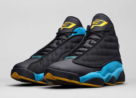 Get an Official Look at the Air Jordan XIII (13) Retro 'CP3' PE + Release Info 1