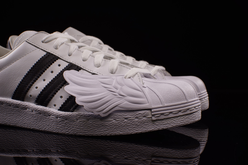 adidas Originals Superstar Adicolor Pack Full Tonal Translucient All