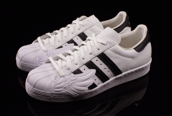 Beauty amp Youth x adidas Originals Superstar 80s lovely