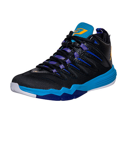 Jordan CP3.IX (9) 'Hornets' - WearTesters