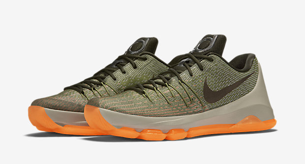 Nike KD 8 'Easy Euro' - Available Now