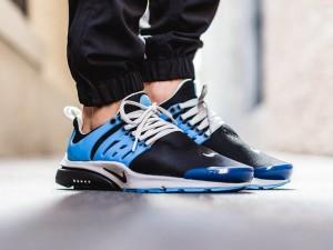 Nike Air Presto OG 'Harbor Blue' on feet