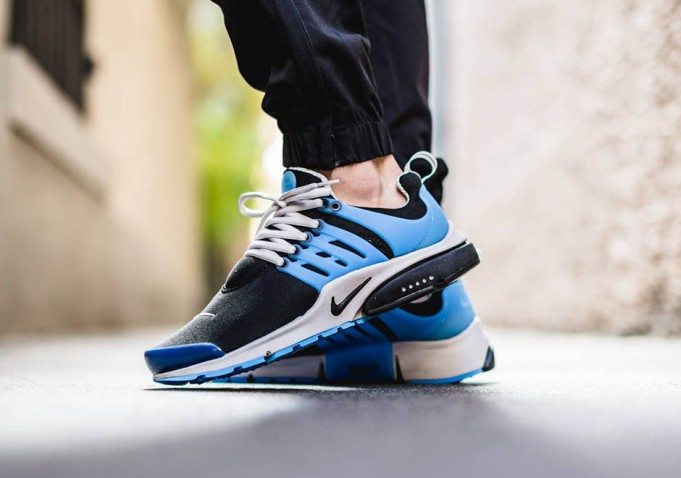 Nike Air Presto On Feet
