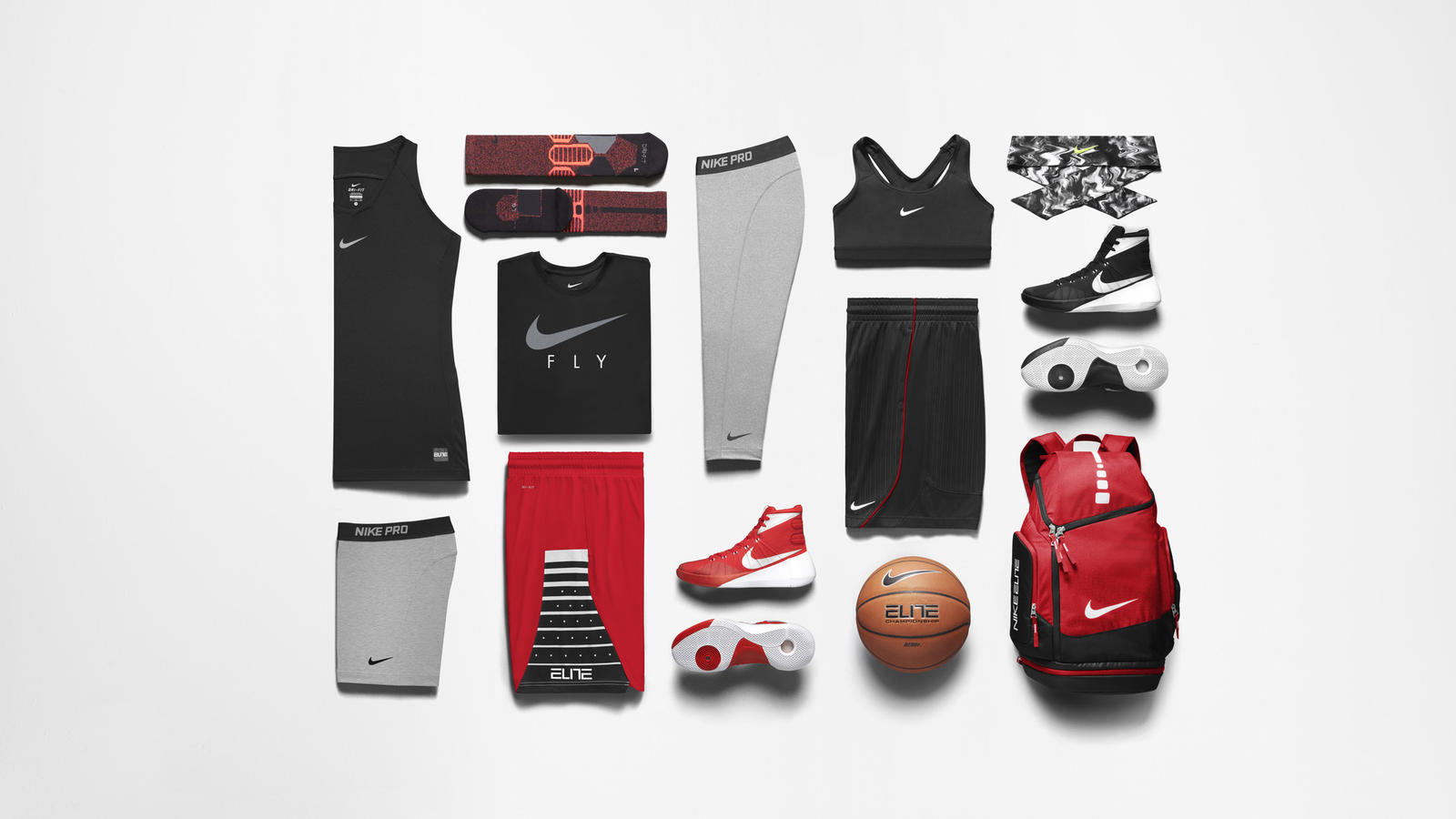 Nike Basketball Unveils Womenu0026#39;s Apparel Collection ...