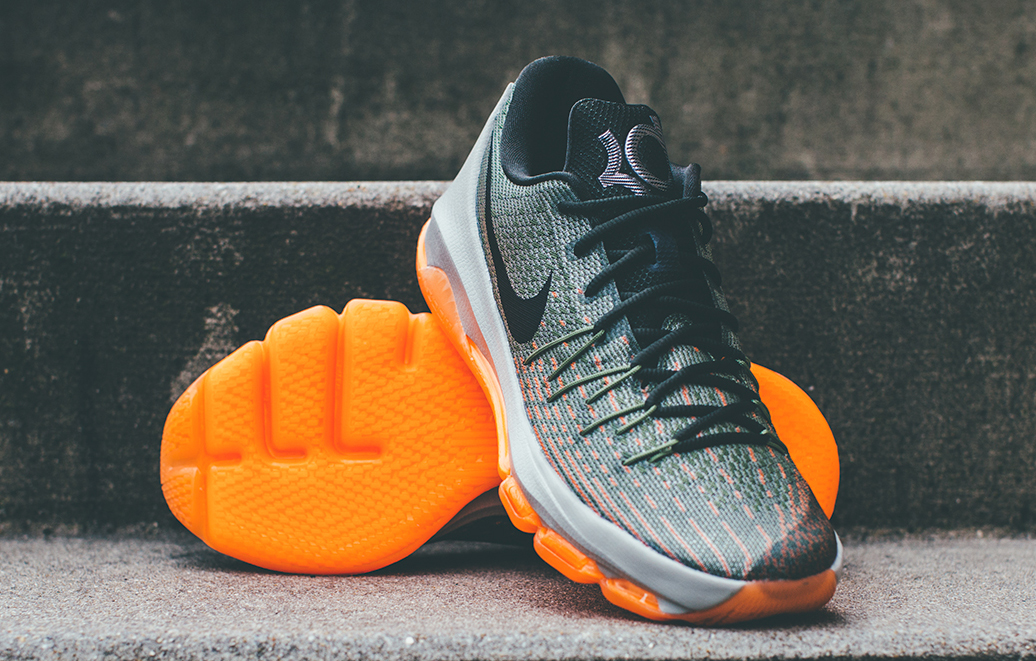 Nike KD 8 'Easy Euro' bottoms