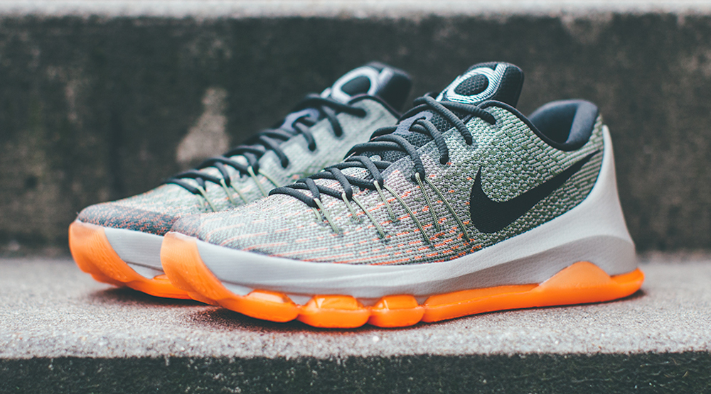 newest b5223 9dc04 The Nike KD 8 'Easy Euro' is a New Take on Durant's Nickname ...