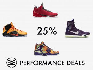 PERFORMANCE DEALS