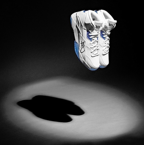 The K1X Anti Gravity is now Available in White Ice Main