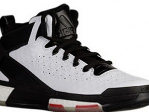 The adidas D Rose 6 in White Black - Scarlet Gets a Release Date 1