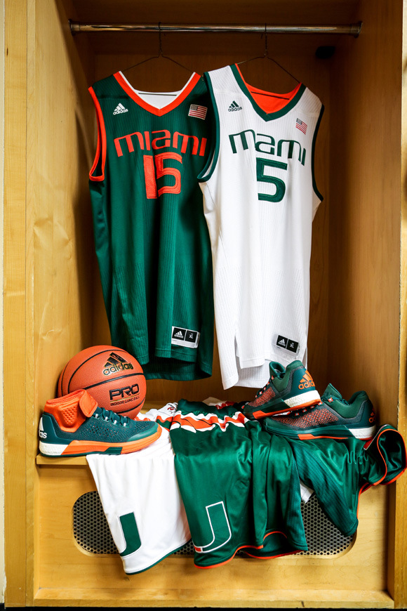 adidas Outfits the University of Miami with New Basketball ...