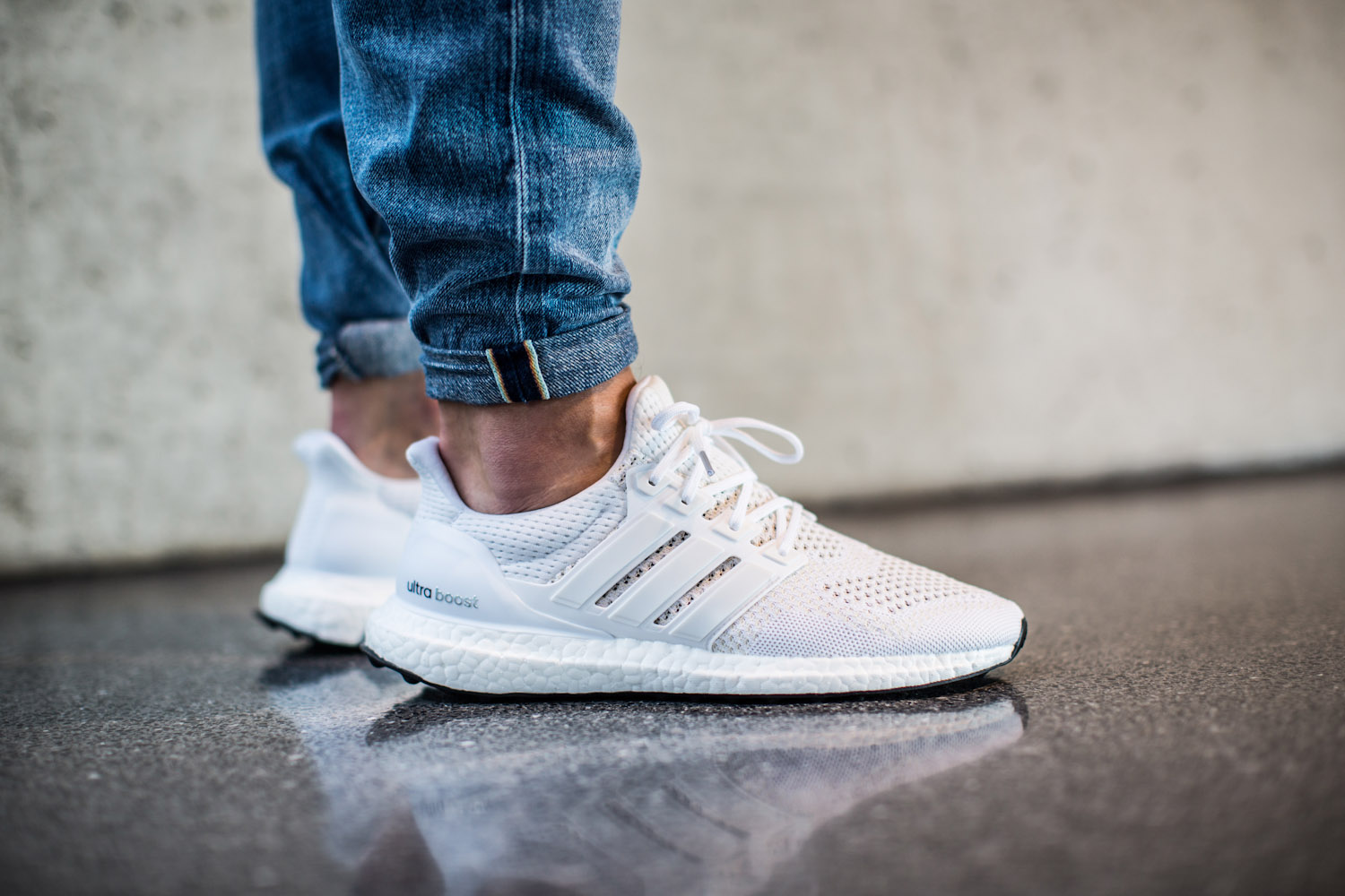 Adidas Ultra Boost White White