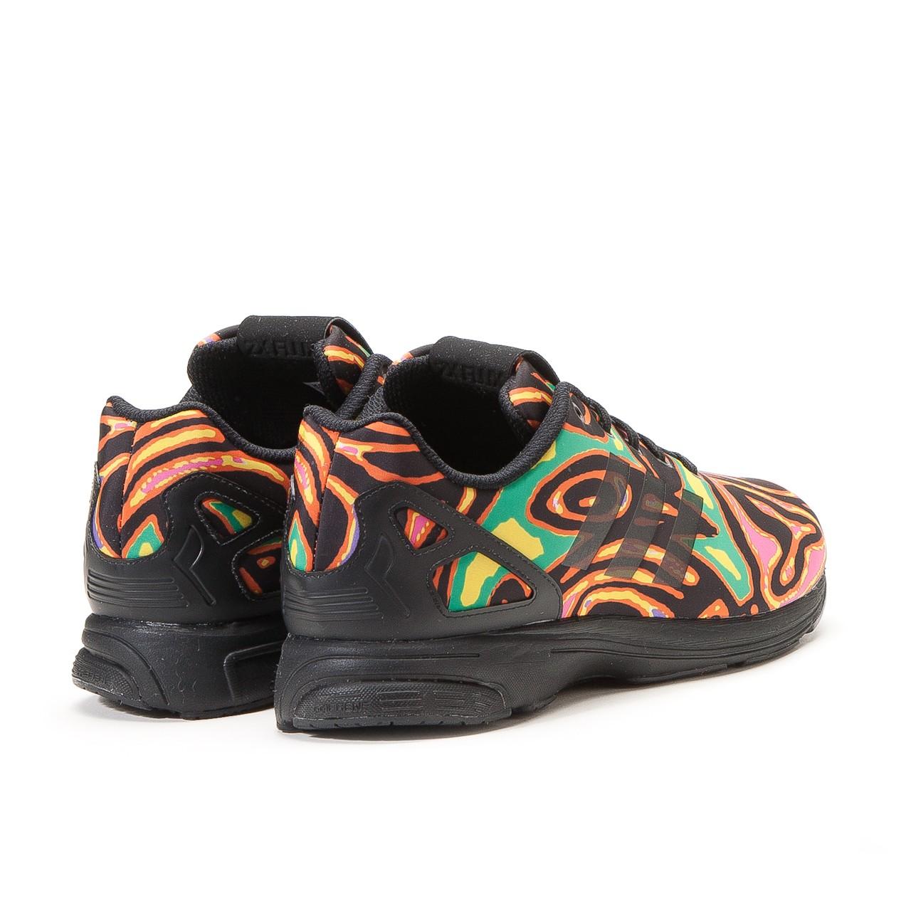 Adidas Zx Flux Jeremy Scott