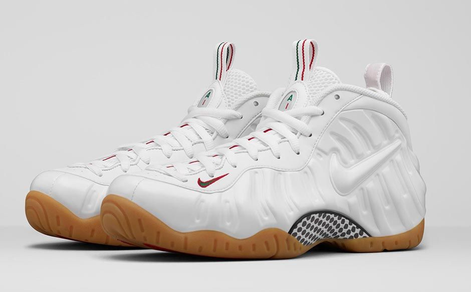 Nike Foamposite Pro \u0027Winter White\u0027 \u2013 Available Now