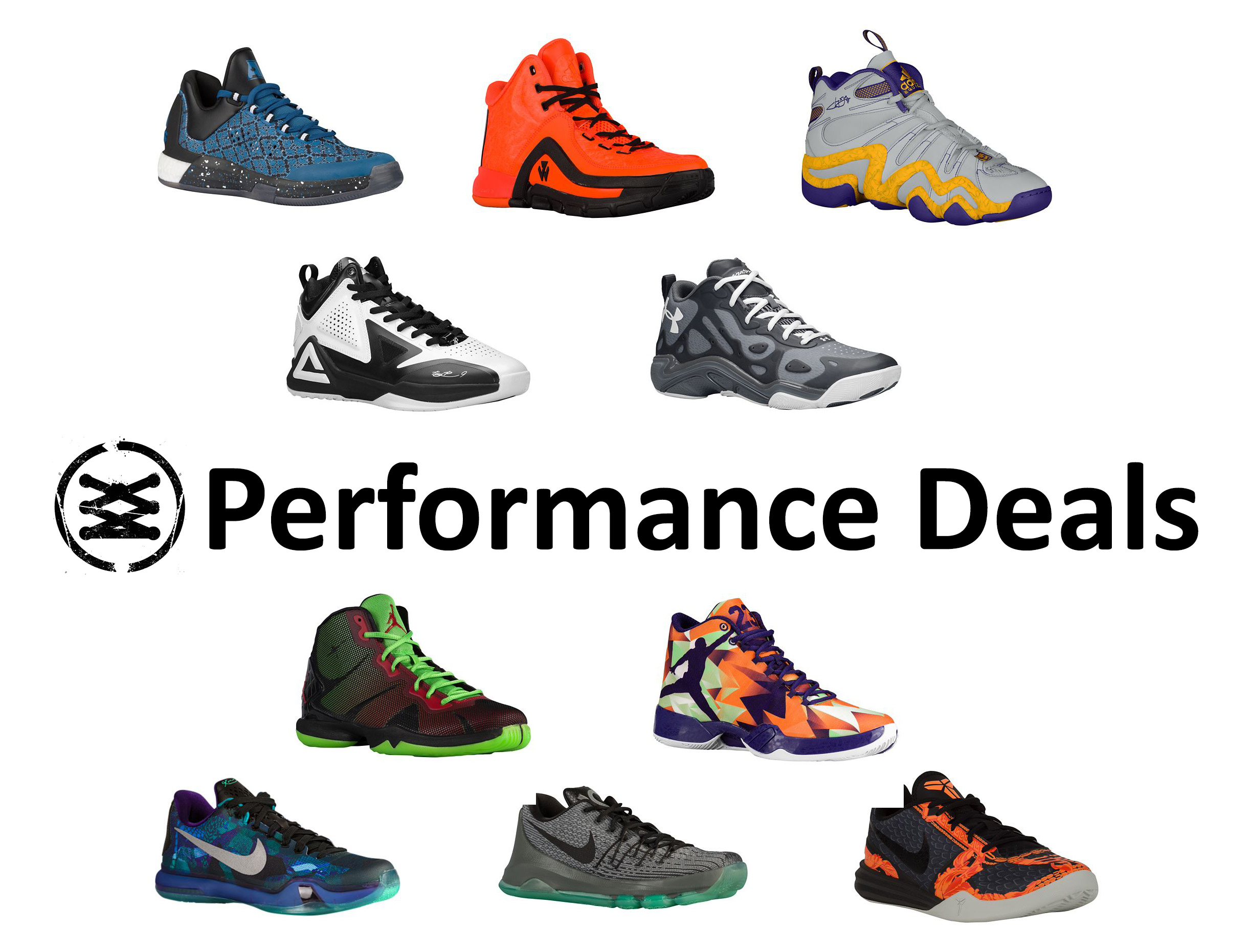 separation shoes 684ec bf626 Performance Deals: 20% Off Basketball Shoes at Eastbay ...