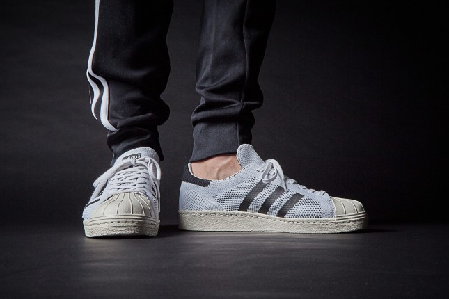 adidas superstar 80s primeknit white