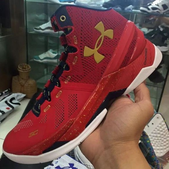under armour curry two colorways 6