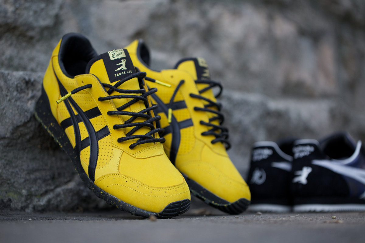 competitive price 4acb4 815d5 BAIT x Onitsuka Tiger x Bruce Lee 75th Anniversary - WearTesters