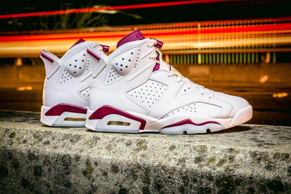 official photos 18e1a 50e39 Get Up Close and Personal with The Air Jordan 6 Retro ...