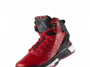 Get a Detailed Look at the D Rose 6 Boost in Red 2