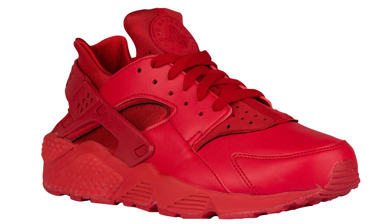 the all red nike air huarache releases online weartesters. Black Bedroom Furniture Sets. Home Design Ideas
