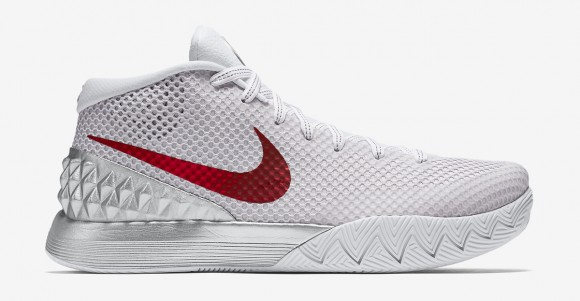 Nike Brings the Business with this 'Double Nickel' Colorway of the Kyrie 1-7
