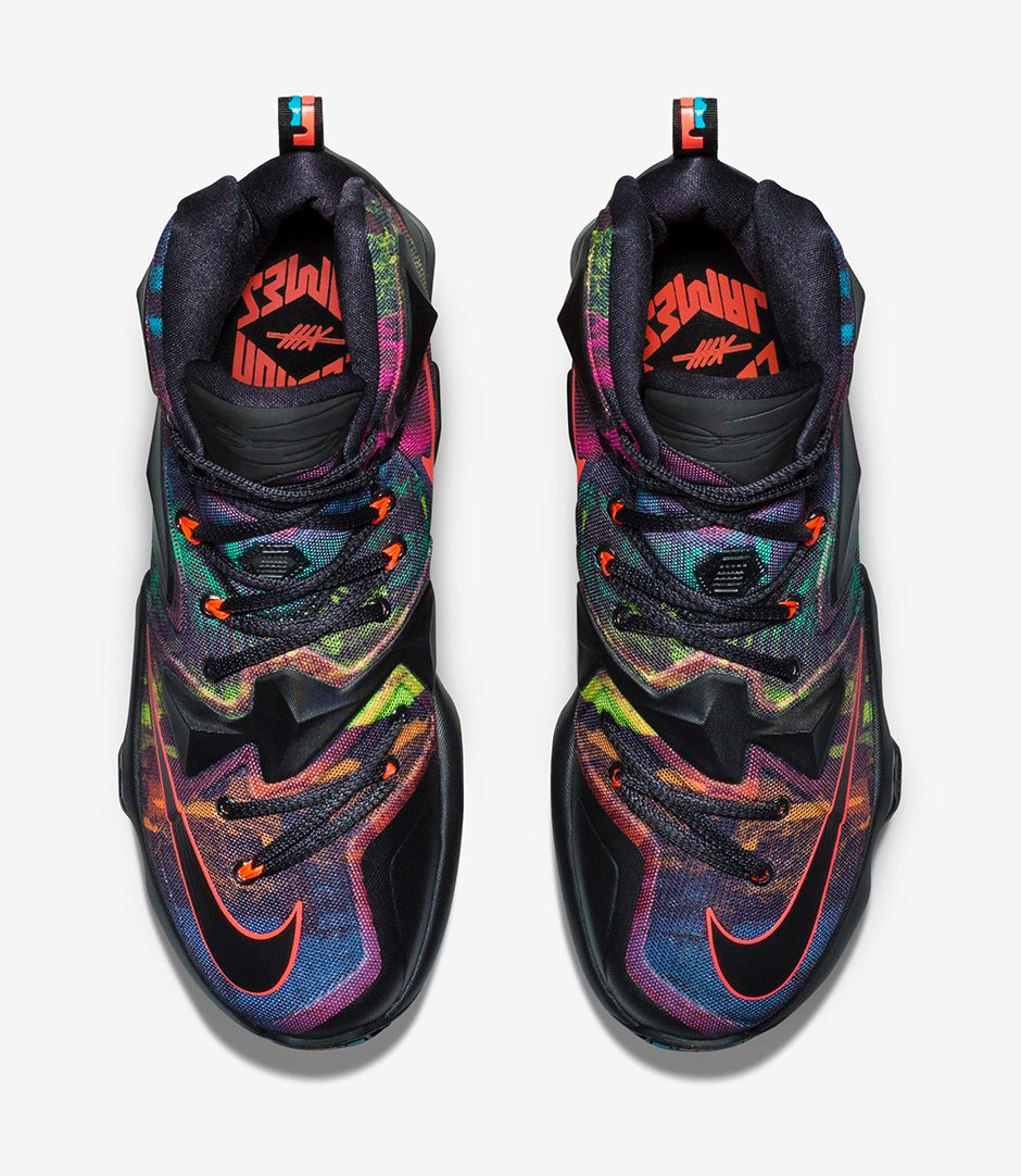 Nike LeBron 13 'Akronite Philosophy' - Available Now ...