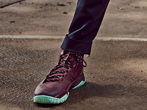 Stephen Curry Debuts New Under Armour Curry 2 in GQ Magazine 2