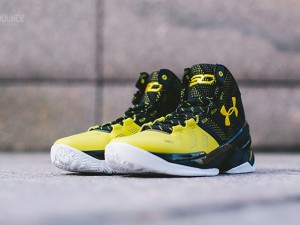 Under Armour Curry Two (2) 'Long Shot'  Beauty Shots 3