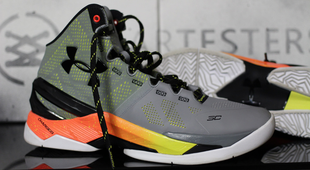 Under Armour Curry Two (2) Performance Review 6