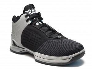 You Can Grab the BrandBlack J Crossover 2 Black Reflective Silver at Shoe Gallery 2