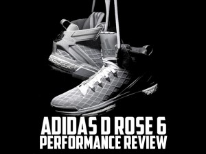 adidas D Rose 6 Performance Review Main