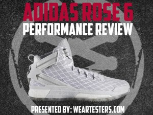 adidas Rose 6 Performance Review - Thumbnail
