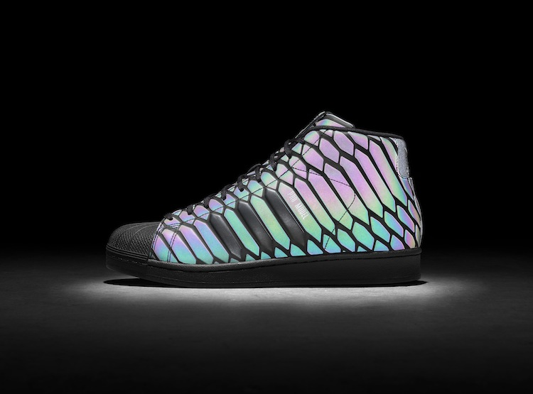 half off 4cea5 50067 adidas Pro Model 'Xeno' - Available in 2 Colorways - WearTesters