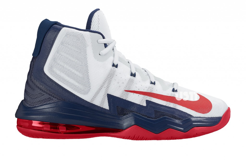 2015 Nike Air Max Basketball