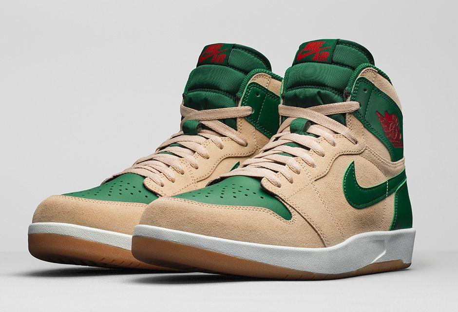 Air Jordan 1 Retro High The Return 'Gorge Green'-5 ...