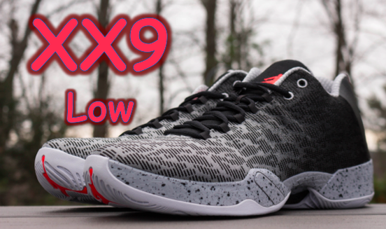 pretty nice 559f2 3e783 Air Jordan XX9 Low Review - WearTesters